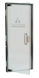 GL15 frameless glass door